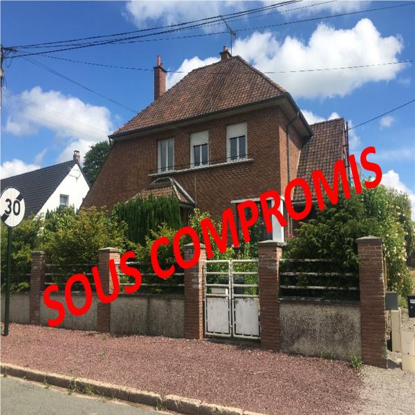 Offres de vente Maison Frévent 62270