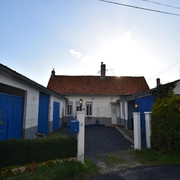 Offres de vente Maison Gennes-Ivergny 62390