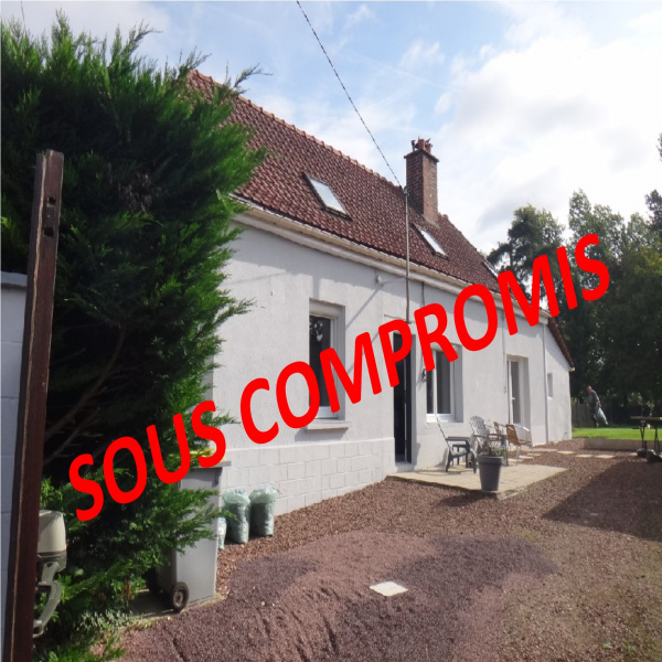 Offres de vente Maison Boubers-sur-Canche 62270