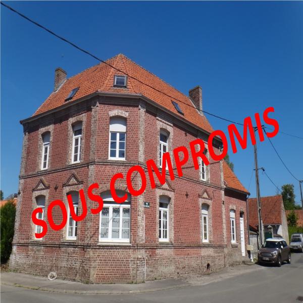Offres de vente Maison Wamin 62770