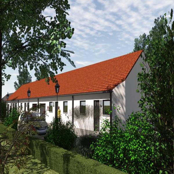 Programme neuf Maison Houdain 62150