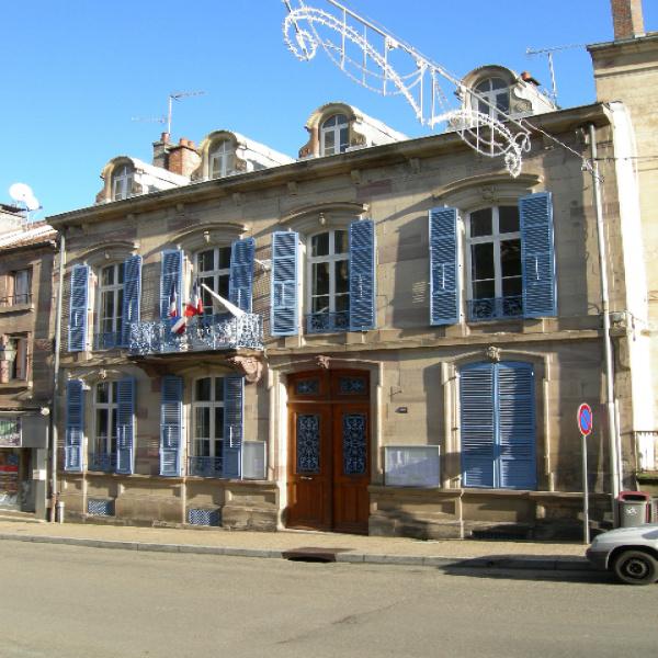 Offres de vente Propriete Luxeuil-les-Bains 70300