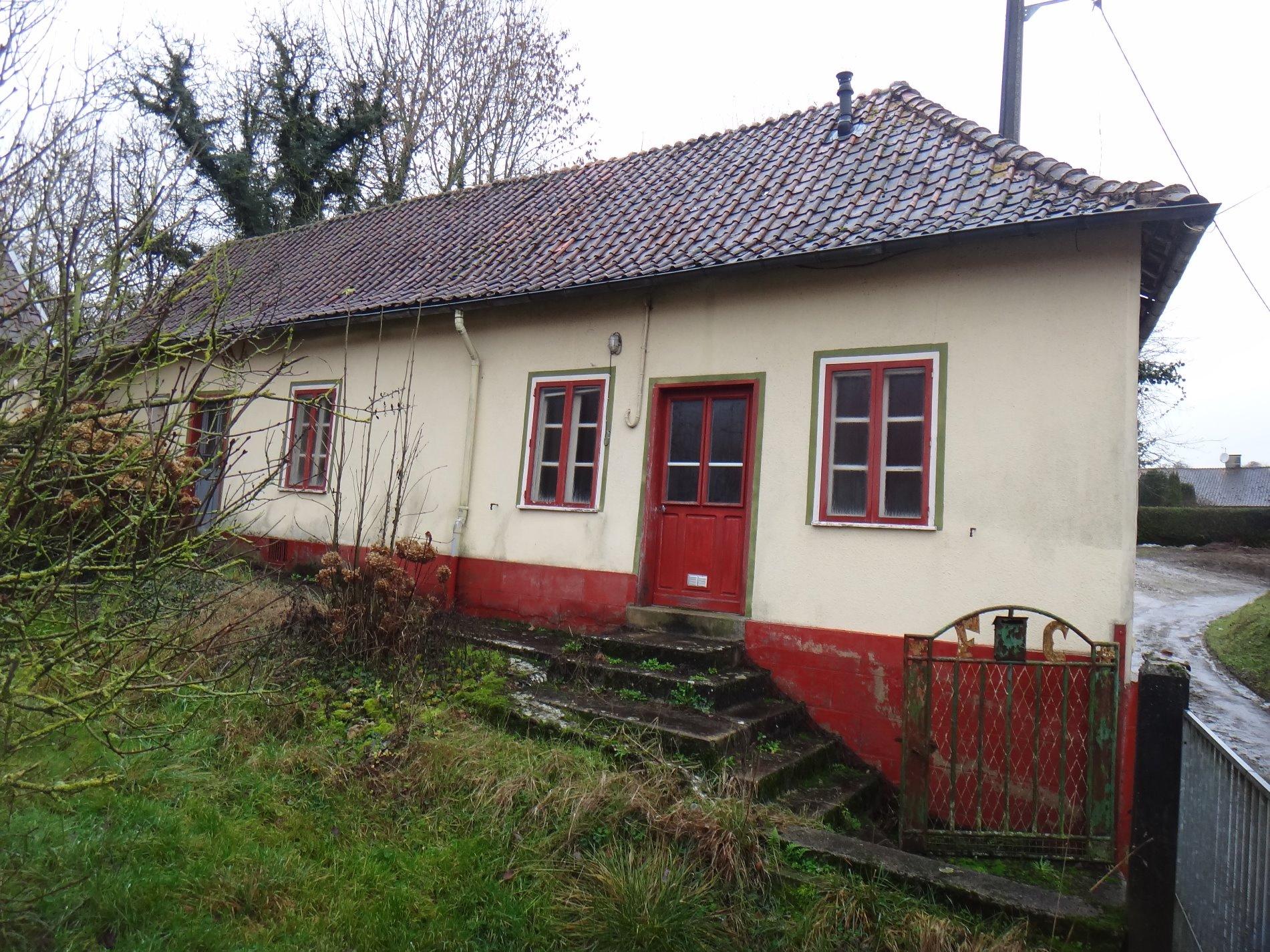 Offres de vente Maison Auxi le chateau 62390